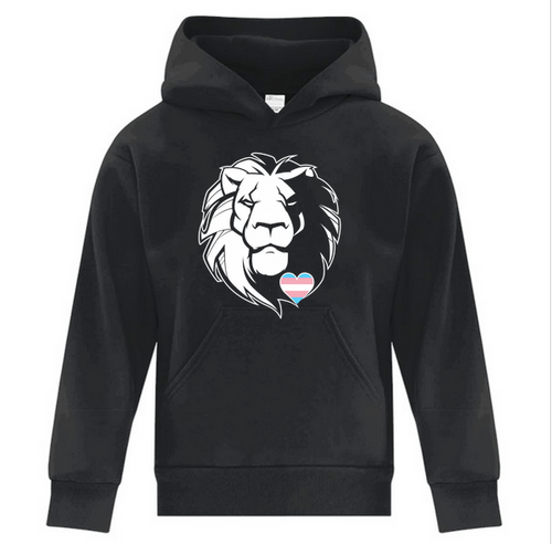 Lionheart Youth Hoodie - Transgender Edition