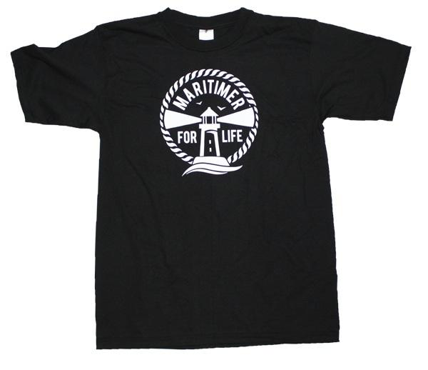 MFL Black and White T - 100% Cotton - Frocked Up Clothing Co.