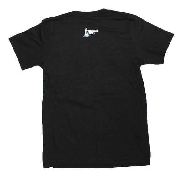 MFL Black T - 100% Organic Cotton - Frocked Up Clothing Co.