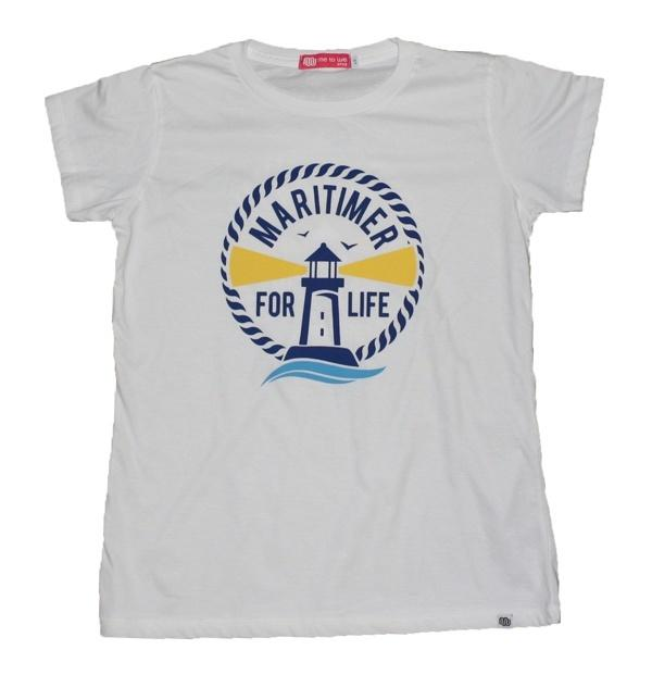 Women's White T - 100% Organic Cotton - Frocked Up Clothing Co.