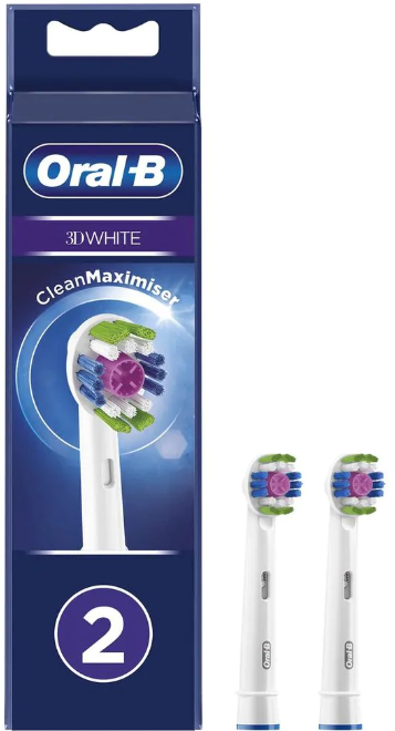 Oral-B 3D White (Opzetborstels)