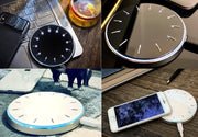 'qico' Pad - Wireless Charging + Data Transfer