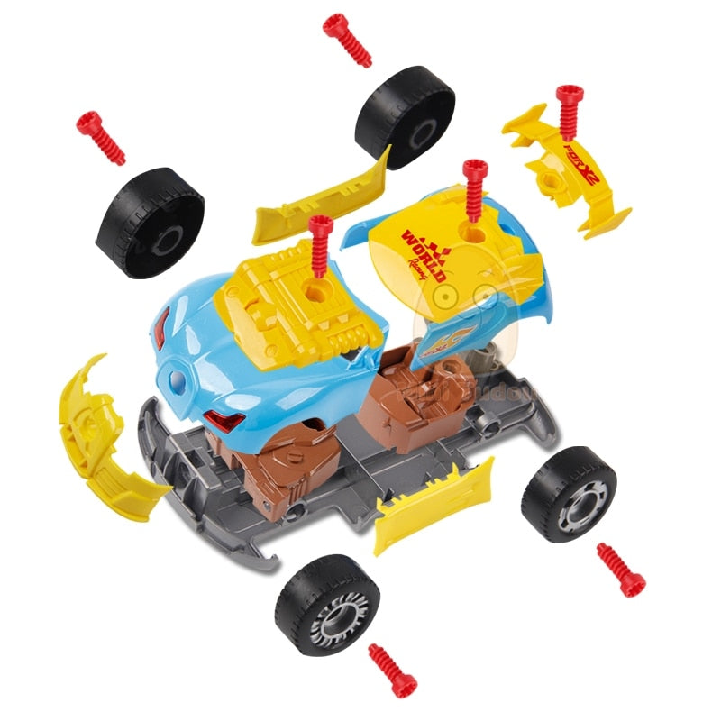 Car Constructor Toy