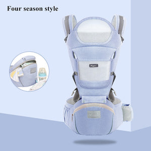 Ergonomic Multifunctional Baby Carrier