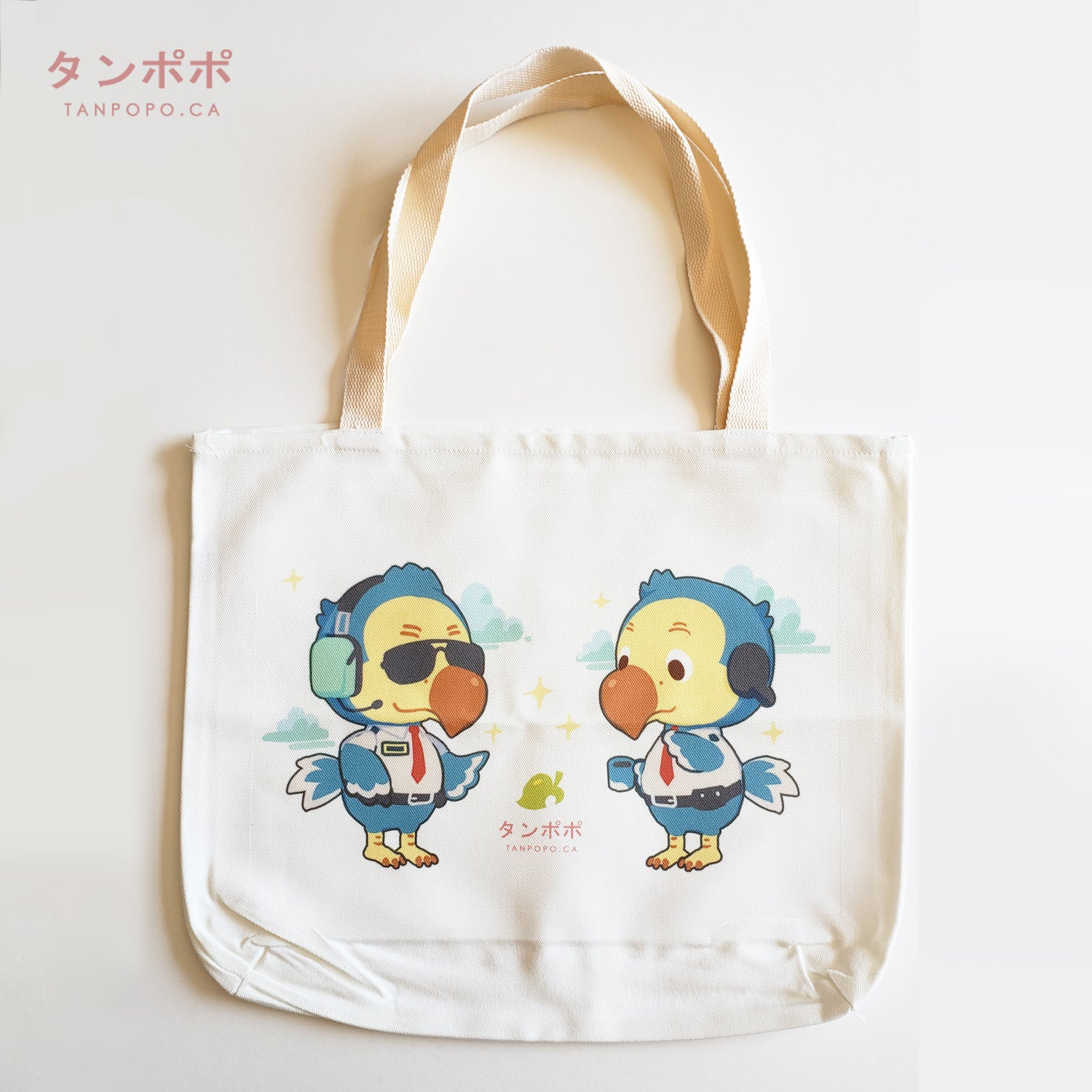 Animal Crossing, Dodo Airlines, Tote Bag
