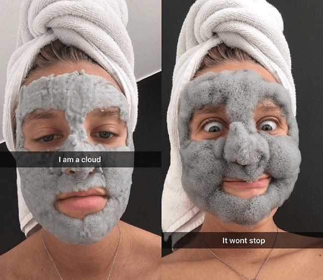 Simplee™ Carbonated Bubble Clay Mask - Simplee Beautee