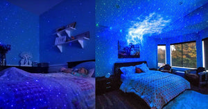 Simplee™ Galaxy Projector