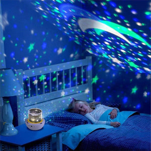 Simplee™Sky Projecting LED Lamp - Simplee Beautee