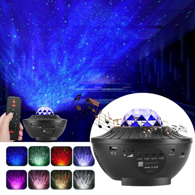 Simplee™ Galaxy Projector Pro