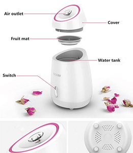 Simplee™ Ionic Facial Steamer NANO - Simplee Beautee