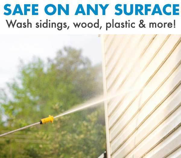 Simplee™ 2-in-1 High Pressure Power Washer