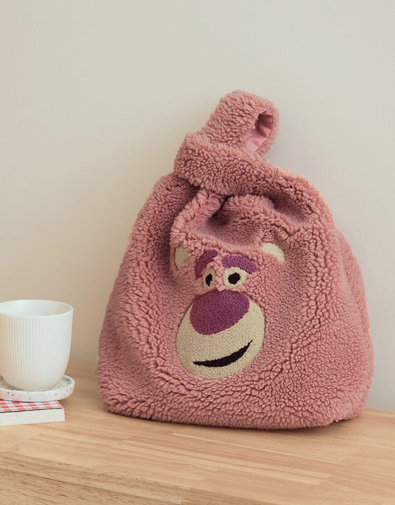 Toy Story 3 Lotso Teddy Tote