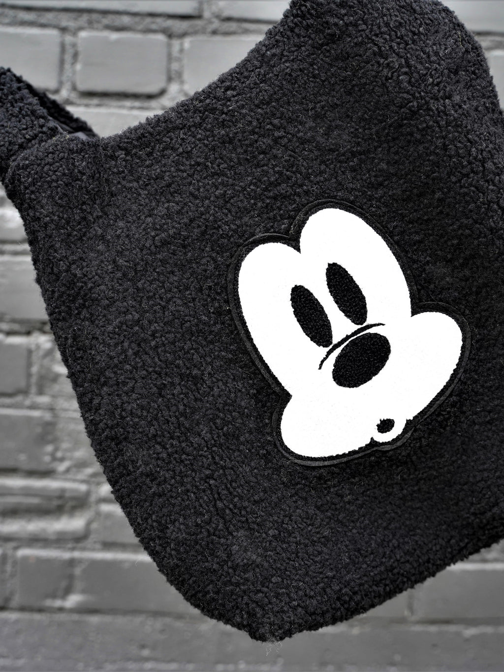 Mickey Teddy Tote