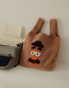 Toy Story Mr. Potato Teddy Tote