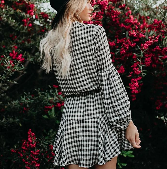 Trapeze Shirt Dress - Zebra Print