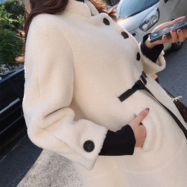 Princess Teddy Coat