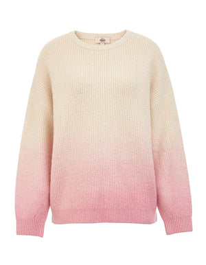 Honeydew Soft Gradient Sweater