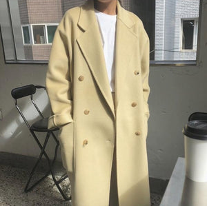 Pudding Long Jacket