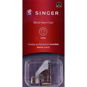 Blind Hem Foot  - Original SINGER (retail pack)