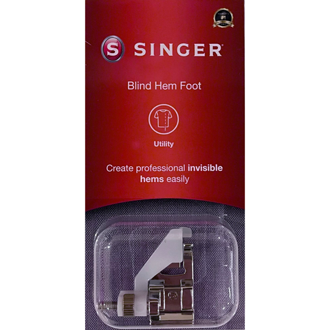 Blind Hem Foot by Singer (in retail box)