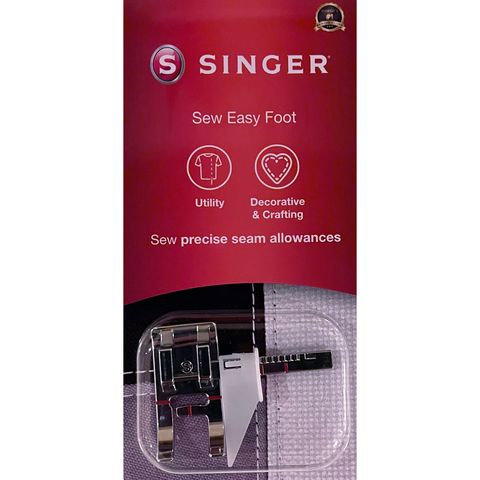 Sew Easy Ruler Foot by Singer (in retail box)