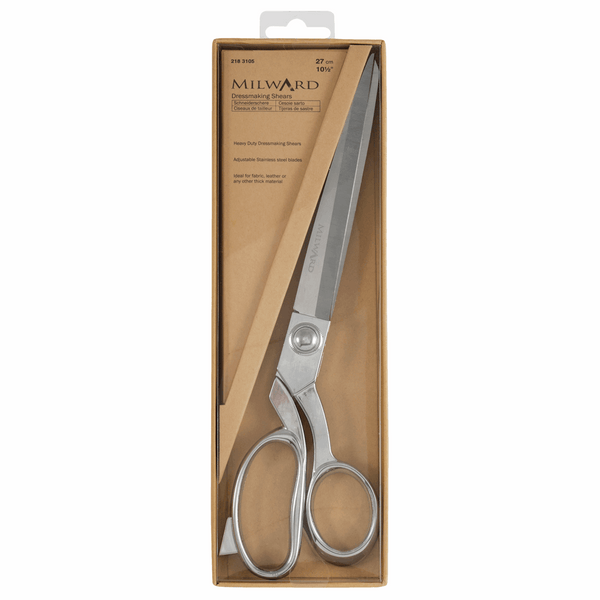 Milward Scissors - Professional Dressmaking Shears - Large 27cm / 10.5in