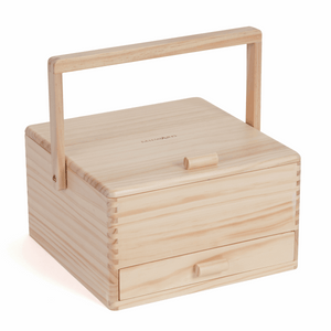 Sewing/Craft Box with Drawer