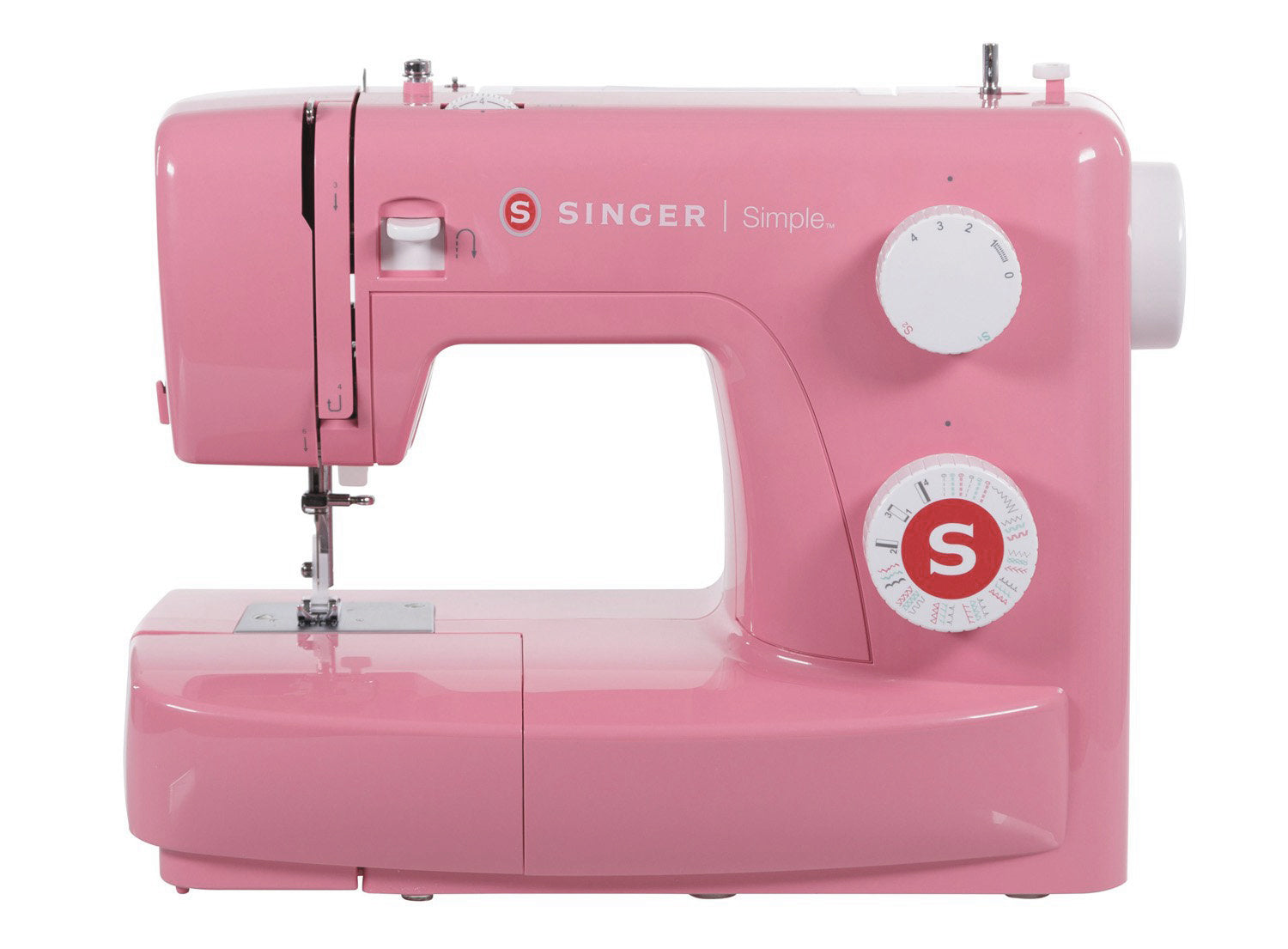 Singer Simple 3223 Pink Special Edition Sewing Machine - Ex Display