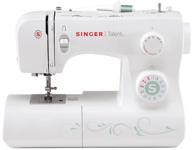 Singer Talent 3321 Sewing Machine with Drop-in Bobbin - Good as New