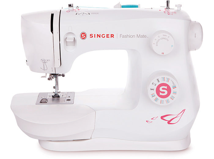 Singer Fashion Mate 3333 Sewing Machine with Drop-in Bobbin - Good as New