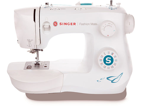 Singer Fashion Mate 3342 Sewing Machine with Drop-in Bobbin and One Step Buttonhole