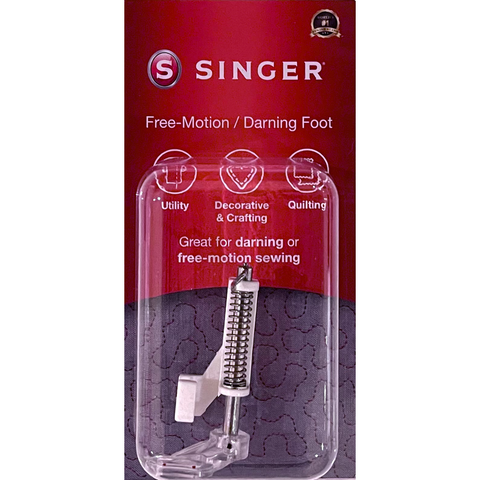 Free-Motion / Darning Foot by Singer (in retail box)