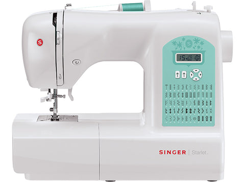 Singer Starlet 6660 Sewing Machine - Good as New