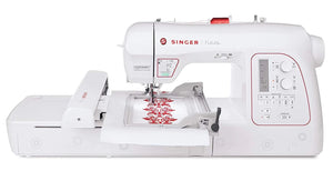 Singer Futura XL580 - Sewing & Embroidery Machine with Free software worth over £500 - Preorder for December Delivery