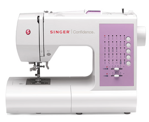 Singer Confidence 7463 Sewing Machine - Computerised with Auto Needle Threader