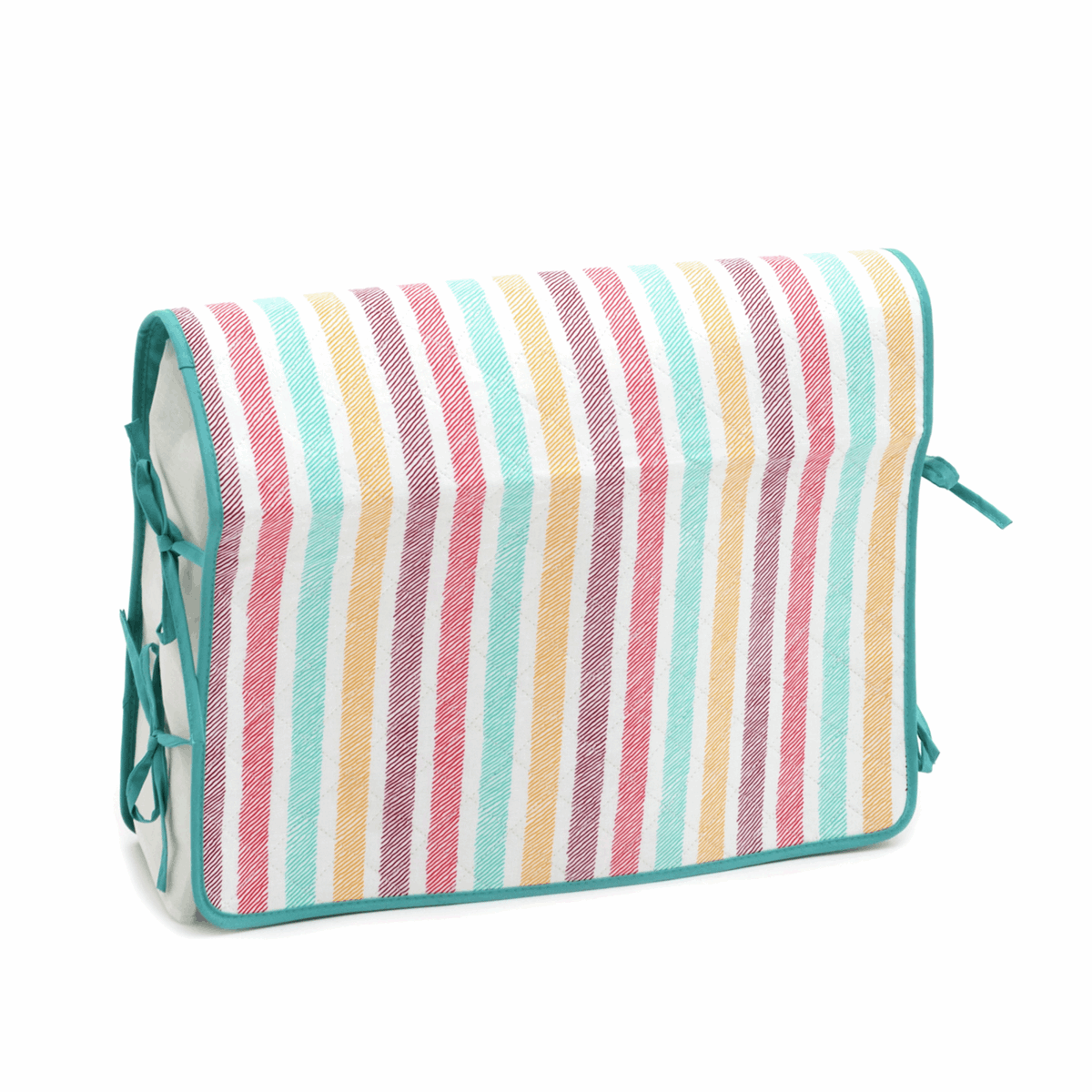 Stripey Sewing Machine Cover