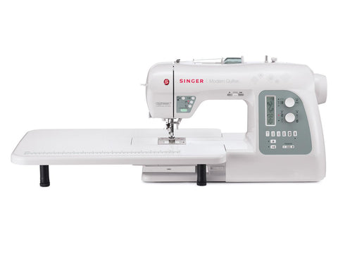 Singer Modern Quilter 8500q Sewing Machine - inc. extension table - Good as New