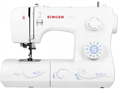 Singer Talent 3323 (High spec with Drop-in Bobbin) 23 stitch patterns