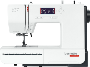 bernette by BERNINA b37 Computerised Sewing Machine - Ex Display  (in stock at our Hemel Hempstead Outlet)