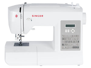 Singer Brilliance Computerised Sewing Machine (latest 2020 model) - Ex Display