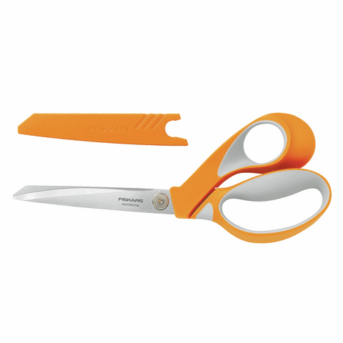 Fiskars Scissors - Dressmaking Shears - RazorEdge - Softgrip - 23cm/9in