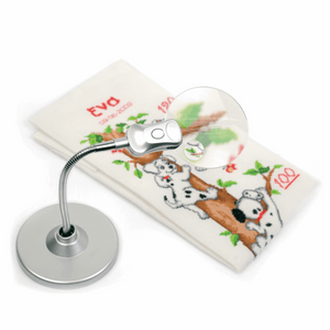 PURElite Magnifying Table Top Lamp (2x magnification)