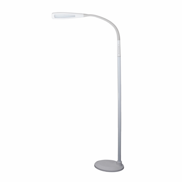 PURElite Touch LED Floor Lamp - 4 colour settings from Warm to Cool