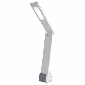 PURElite Touch Handy Lamp with 3-mode Natural Daylight LEDs - rechargeable by USB up to 3.5 hour battery use
