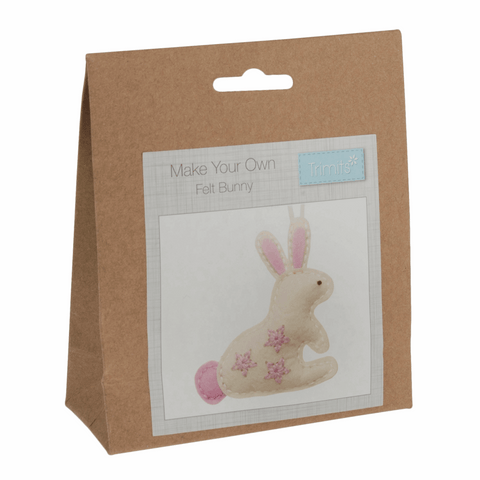 Felt Decoration Kit: Bunny