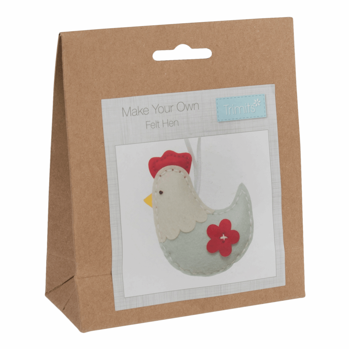 Felt Decoration Kit: Hen