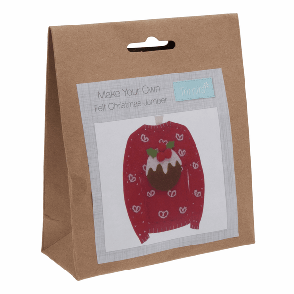 Felt Decoration Kit: Christmas: Christmas Jumper