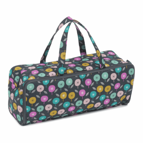 Confetti Knitting Bag with Pin Case