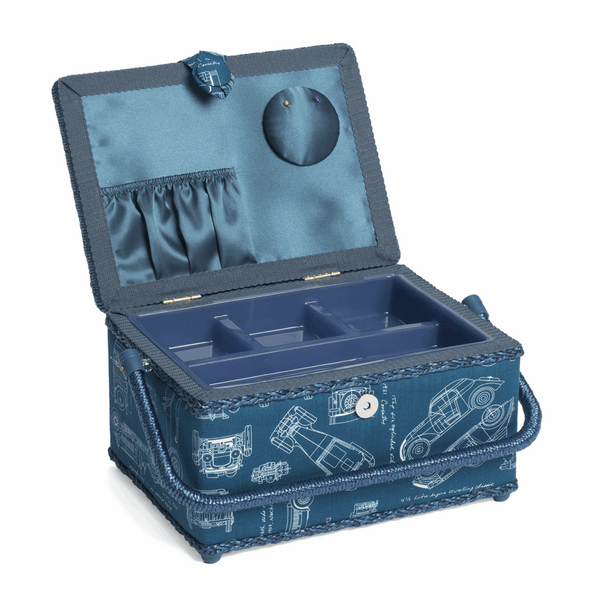 Automotive Sewing Box