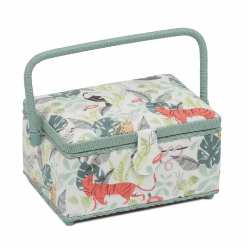 Toucan Sewing Box